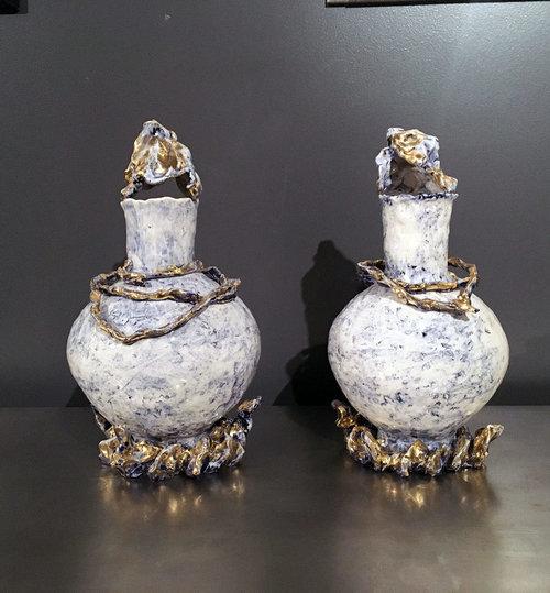 vases dragon ceramic ancient image itm pheonix decoration no porcelain models qing vase ming and