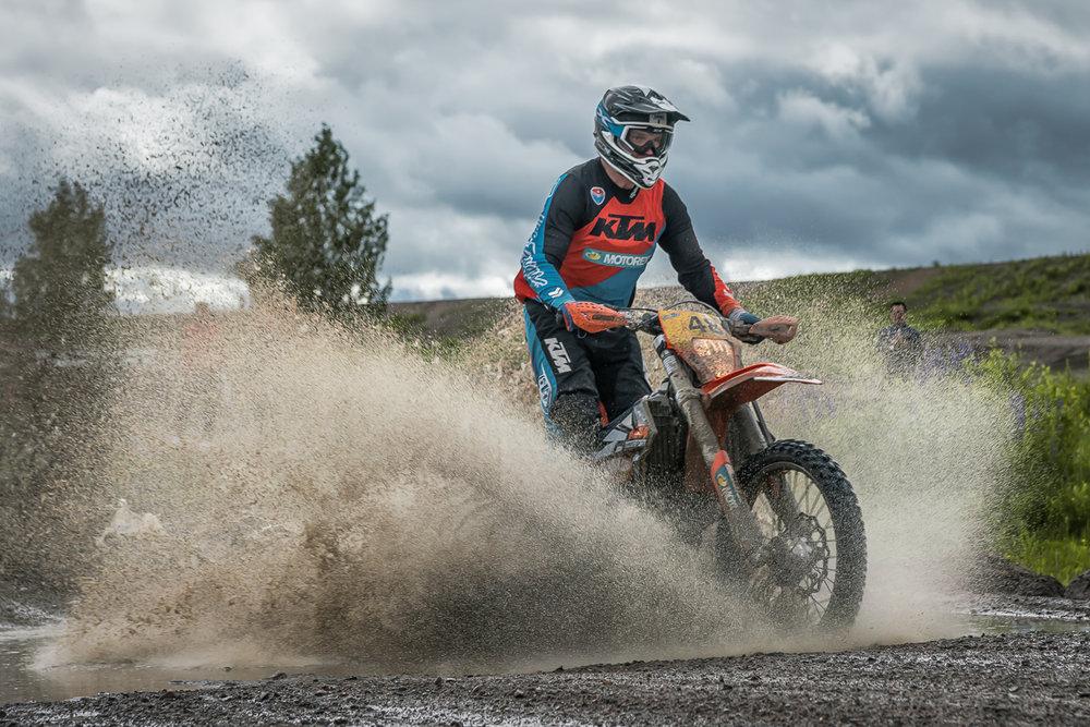 Motocross KTM