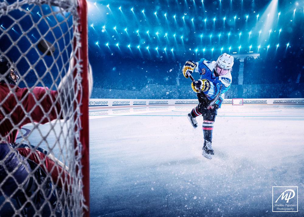 Hiko Happo - Jääkiekkoilijan muotokuva