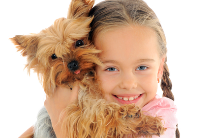 April is all about kids and pets!