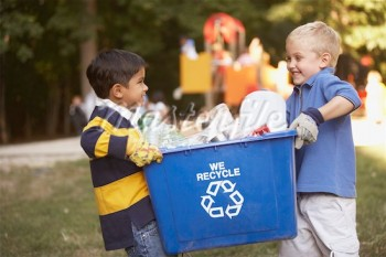 Sustainability means recycling!
