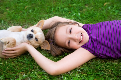 Lawn treatments can be toxic to children and pets.