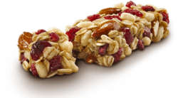 General Mills granola bars contain non-natural ingredients.