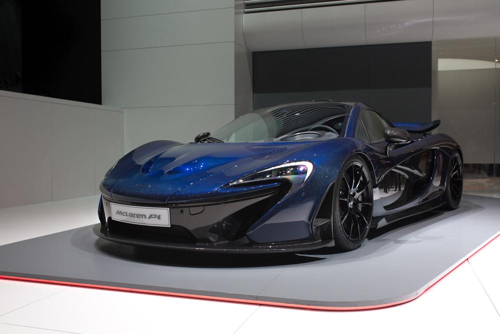 McLaren P1 - Geneva Motor Show