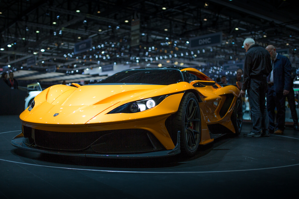 Apollo Arrow - Geneva Motor Show 2016