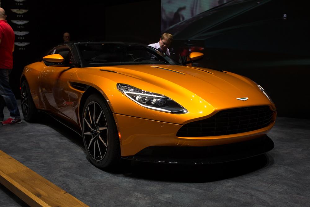 Aston Martin DB11 - Geneva Motor Show