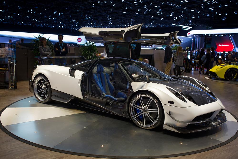 Pagani Huayra BC - Geneva Motor Show 2016