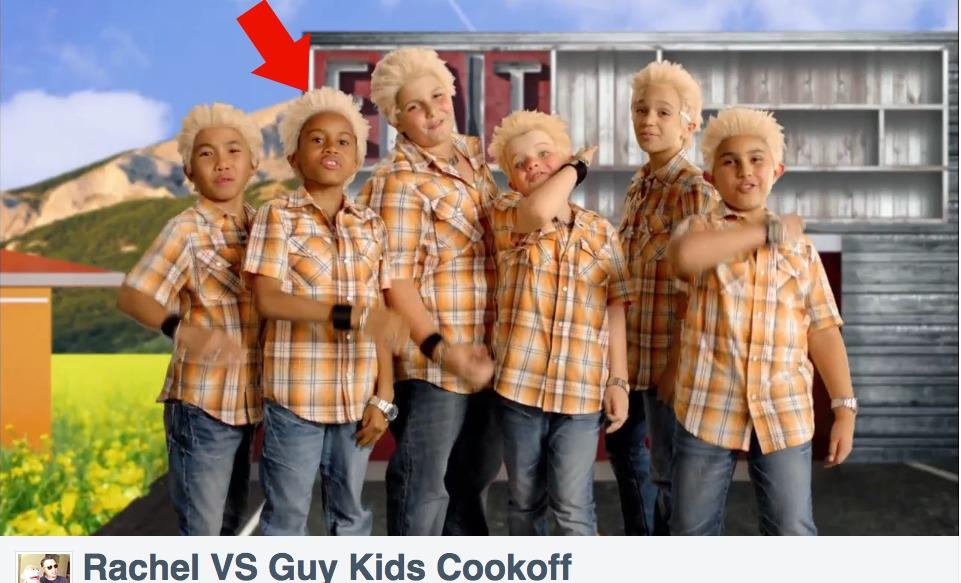 rachael vs guy2