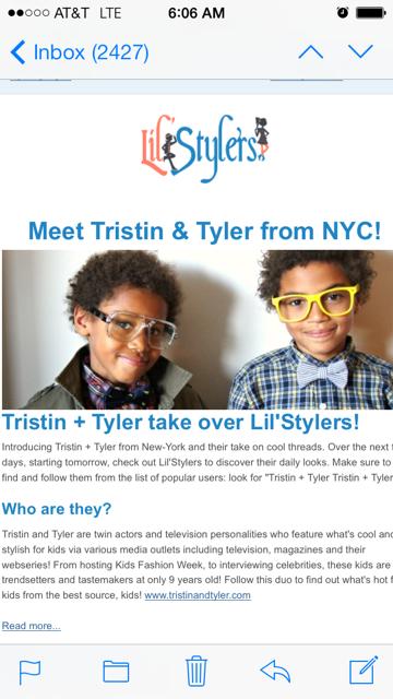 lilstylers emailblast