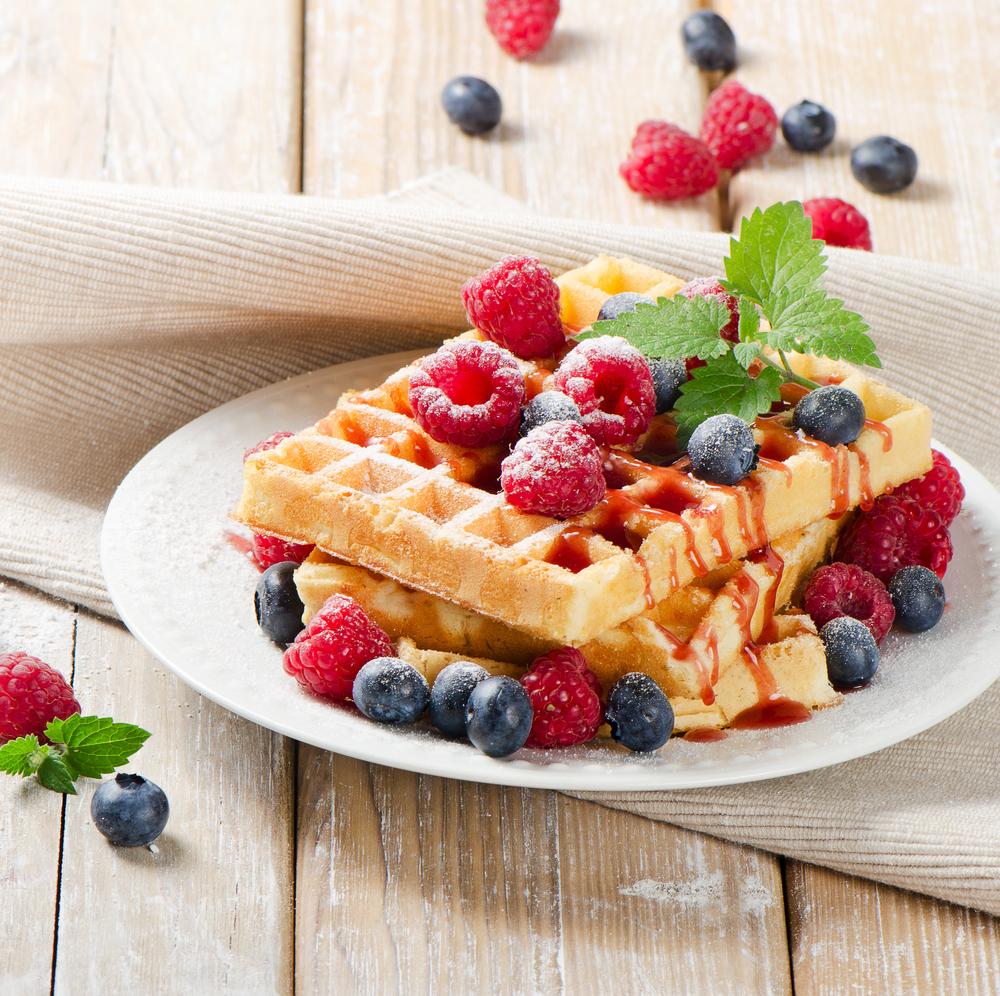 waffle image