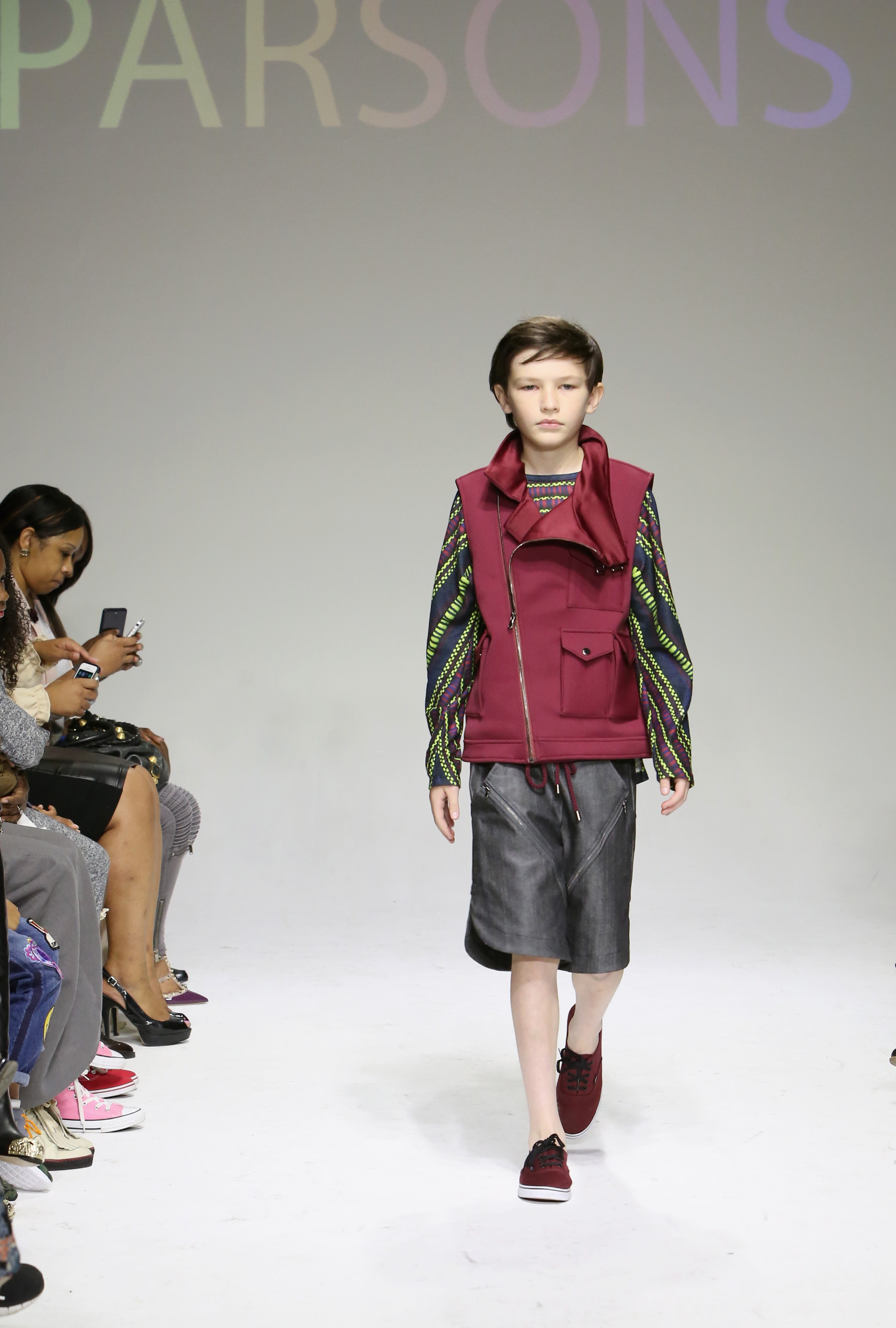 petitePARADE / Kids Fashion Week, NYC October 2014 - Day 1