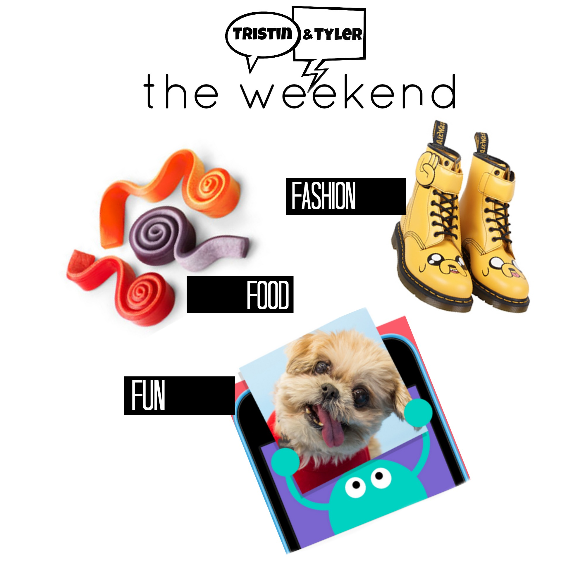 the weekend 3,6,15
