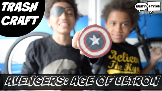 AVENGERS CRAFT COVER YT