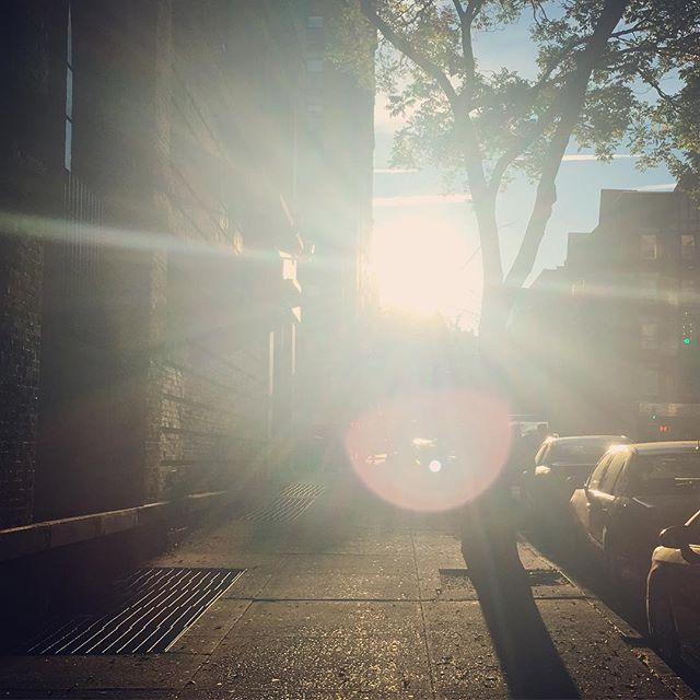 Early morning walk.. Into the Light #feelinggod #thelight #hereiam #thankgod #spiritualawakening #consciousness