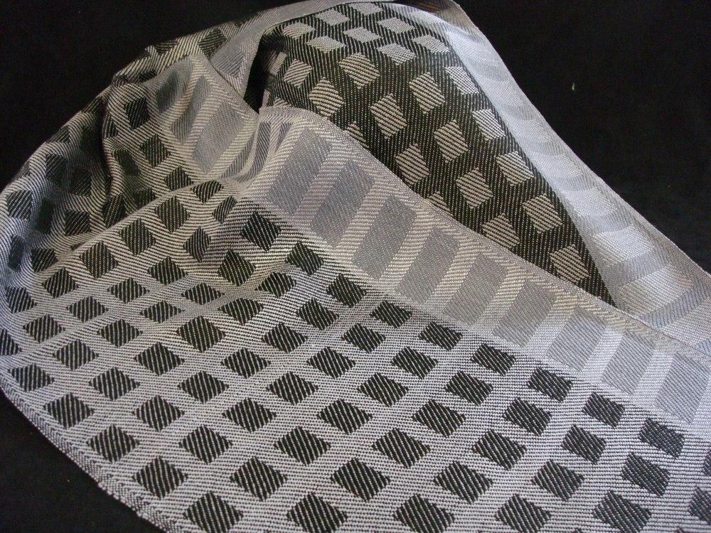 Black/grey square