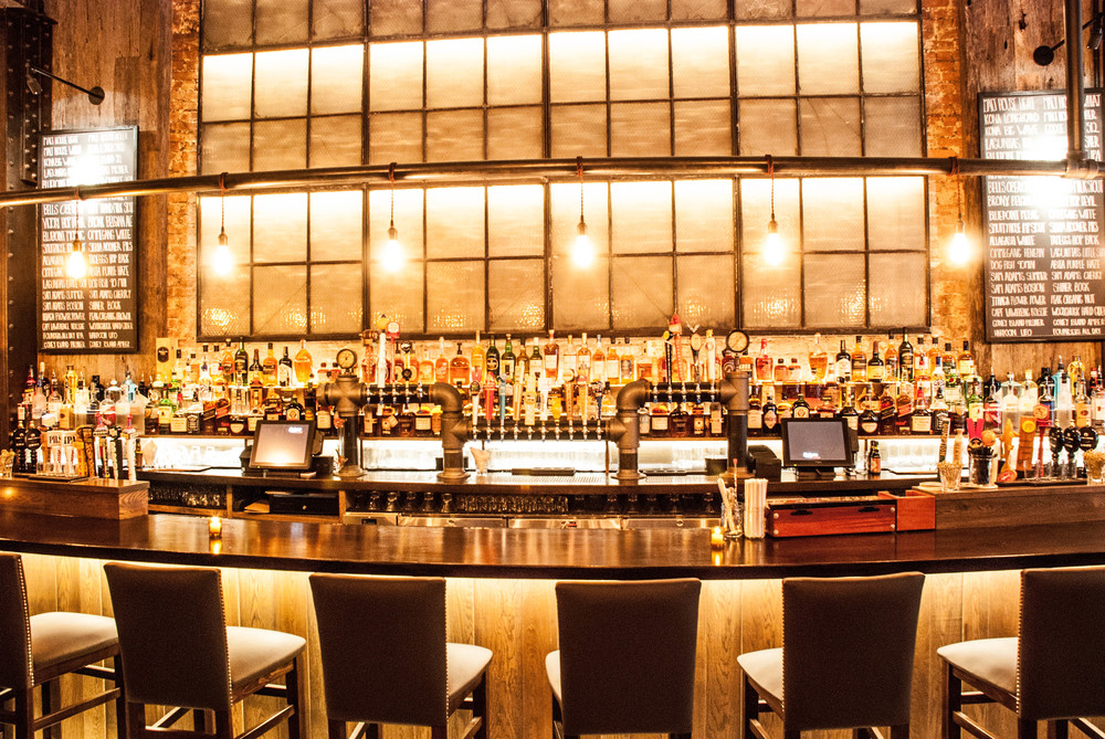 The Main Bar at The Malt House FiDi