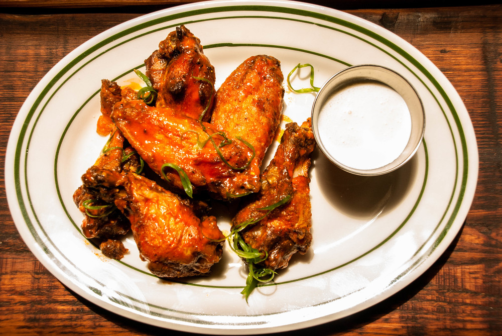 The Malt House FiDi - Our Chicken Wings