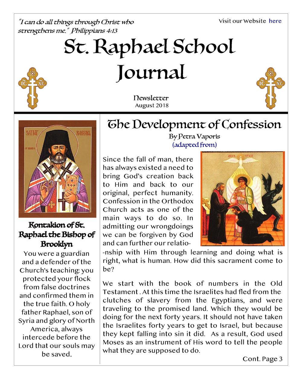 RaphaelSchoolJournalAugust'18Newsletter 1.jpg