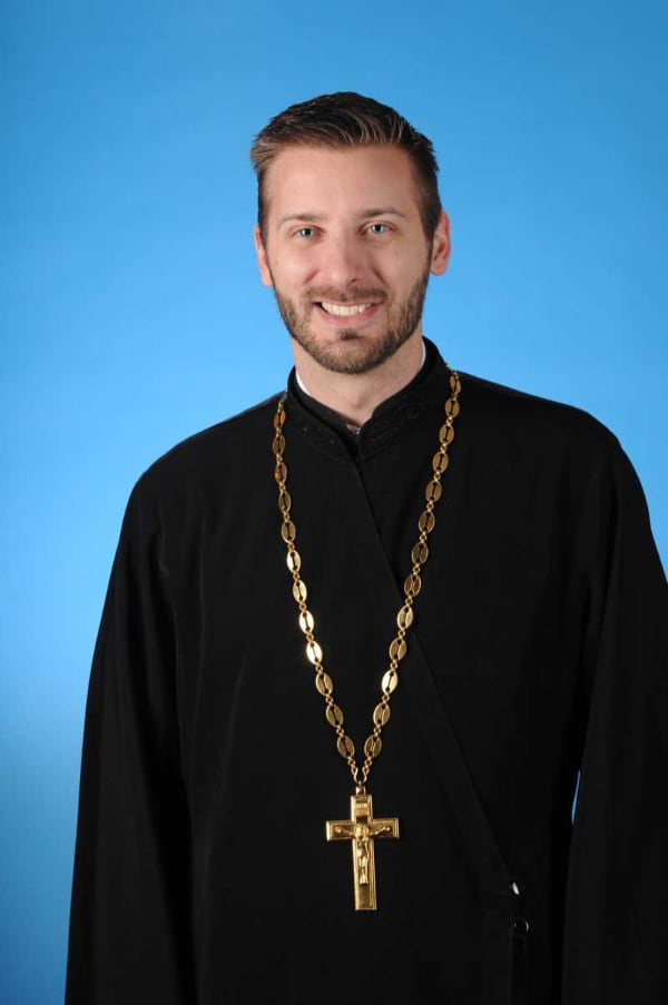 Fr. Timothy Hojnicki - Catechism Teacher