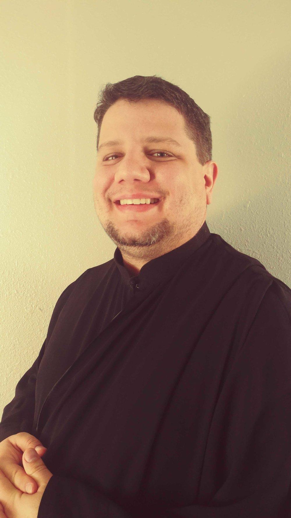 Samuel Herron - Byzantine Music Teacher