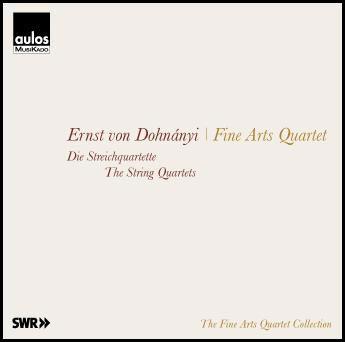 Dohnanyi - The String Quartets