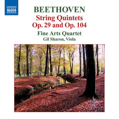 Beethoven String Quintets