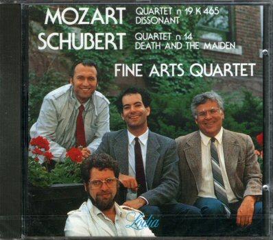 Mozart, Schubert