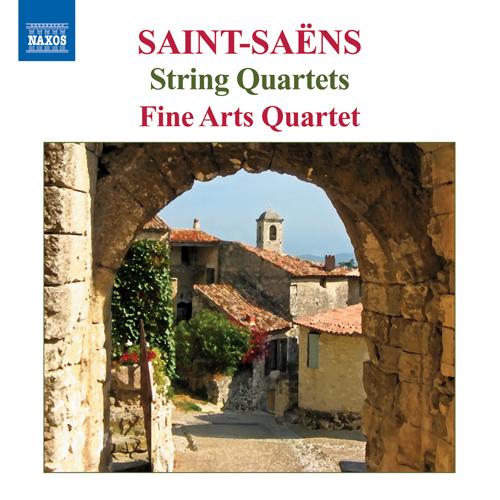 Saint-Saens String Quartets