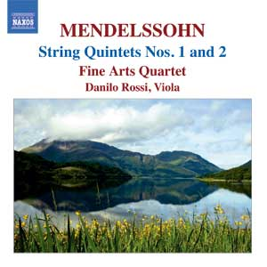 Mendelssohn String Quintets