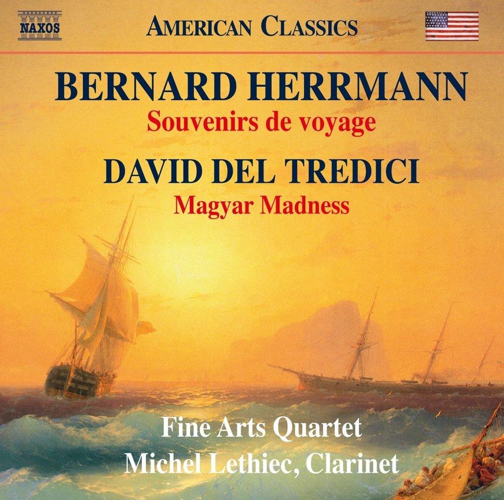Herrmann and Del Tredici