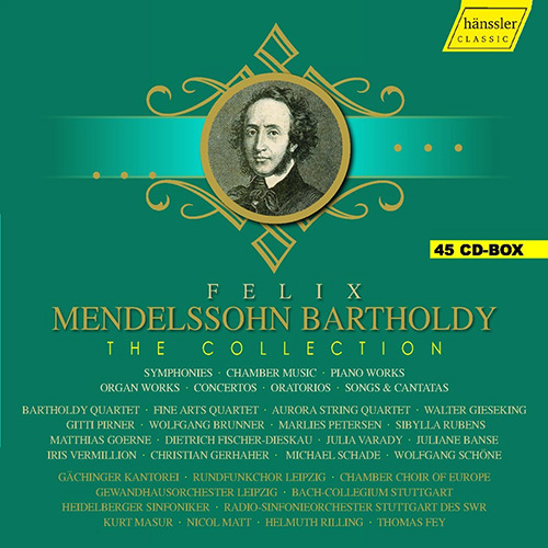 Mendelssohn: The Collection