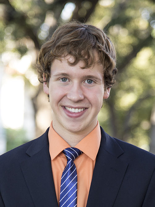 Ben - 2014 attends UT of Austin