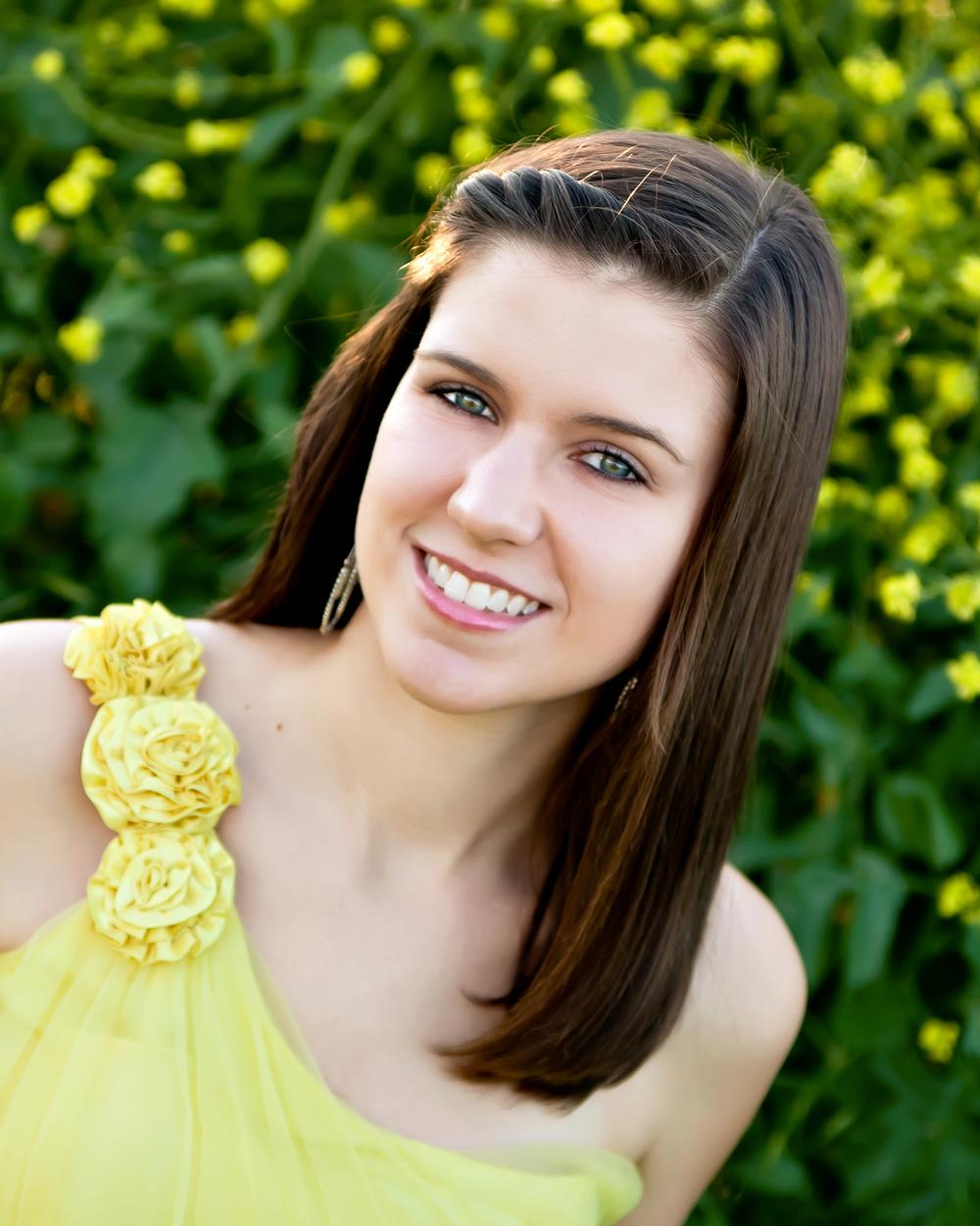 Rachel - 2012 attends Texas State University