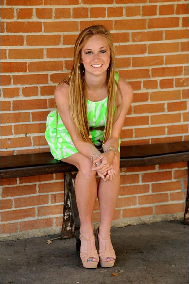 Kasey - 2014 attends Tarleton State University