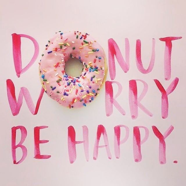 Now THIS is a day we can get behind!  Happy Donut Day y'all!  #treatyoself