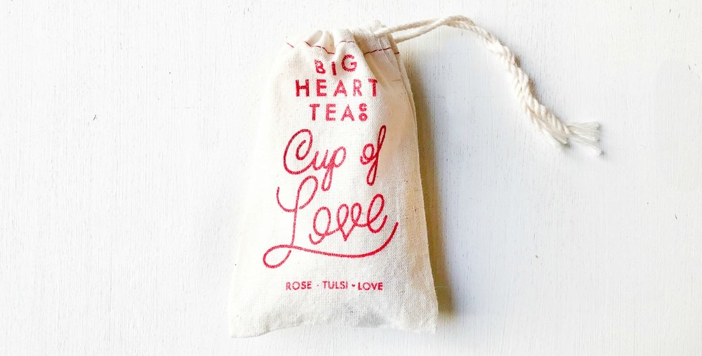 Black Friday - FREE Cup of Love satchel with every order ($6.50 value!)+ FREE SHIPPING on everything!
