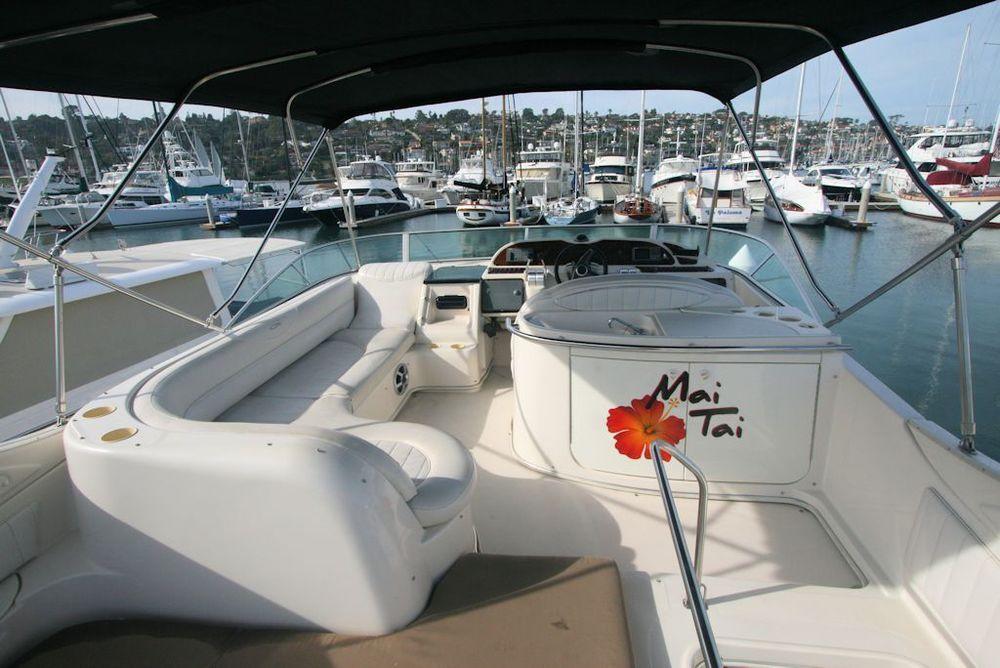 San Diego Booze Cruises aboard Mai Tai