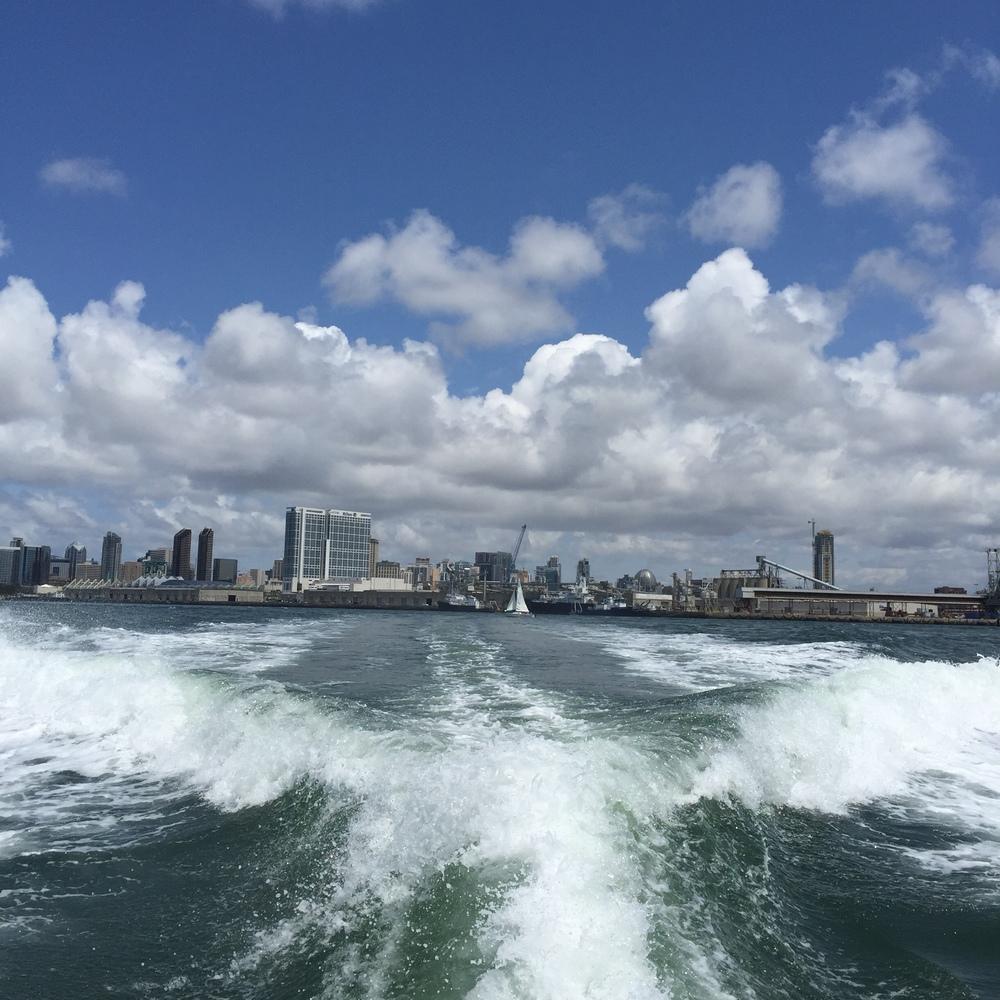 San Diego Boozes Cruises aboard Mai Tai