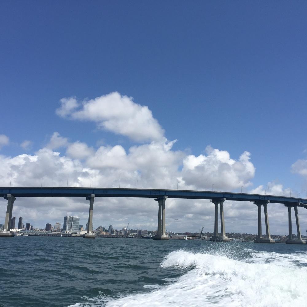 San Diego Bay Cruises aboard Mai Tai