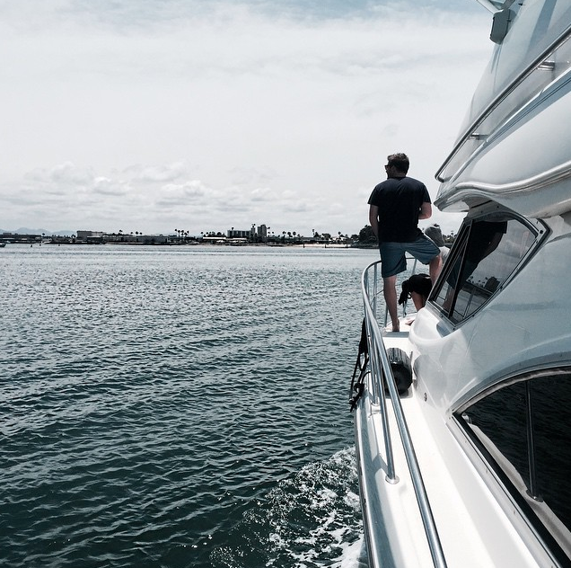 Captain Dan Wilson Mai Tai Yacht Charters
