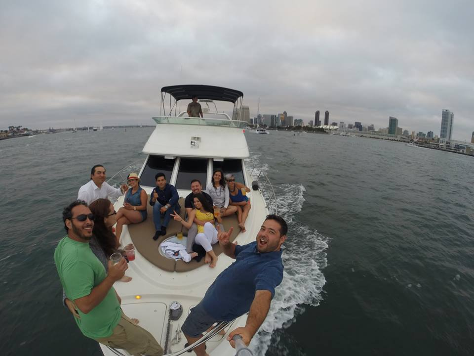 Group Events aboard Mai Tai Yacht Charters