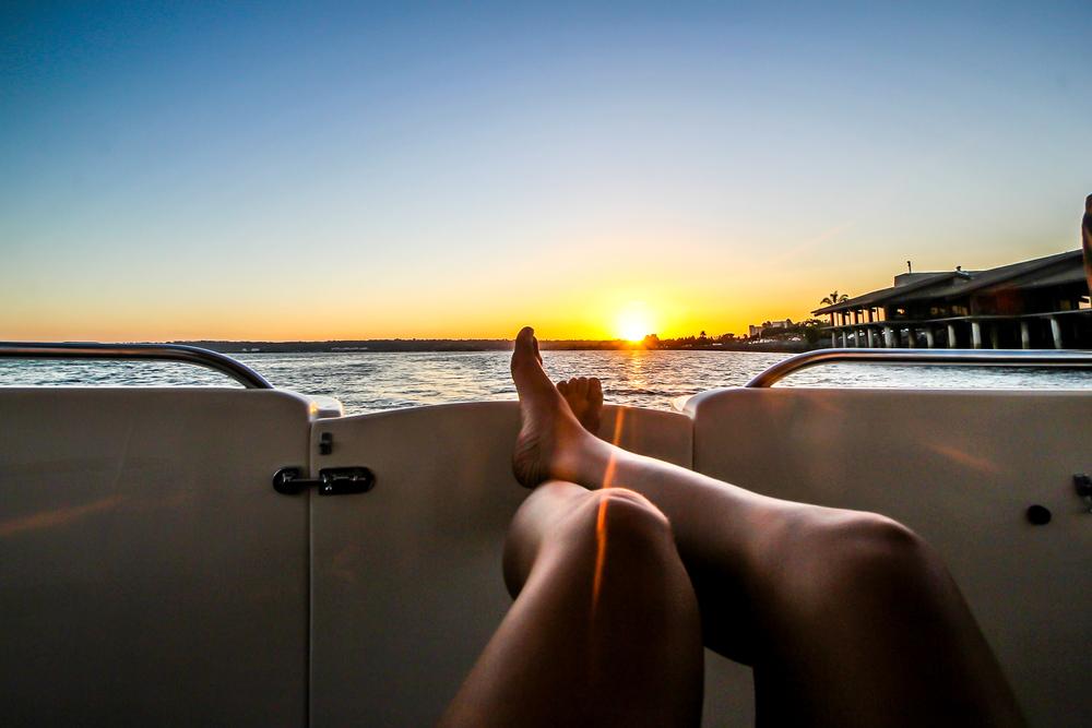 San Diego sunset cruises aboard Mai Tai