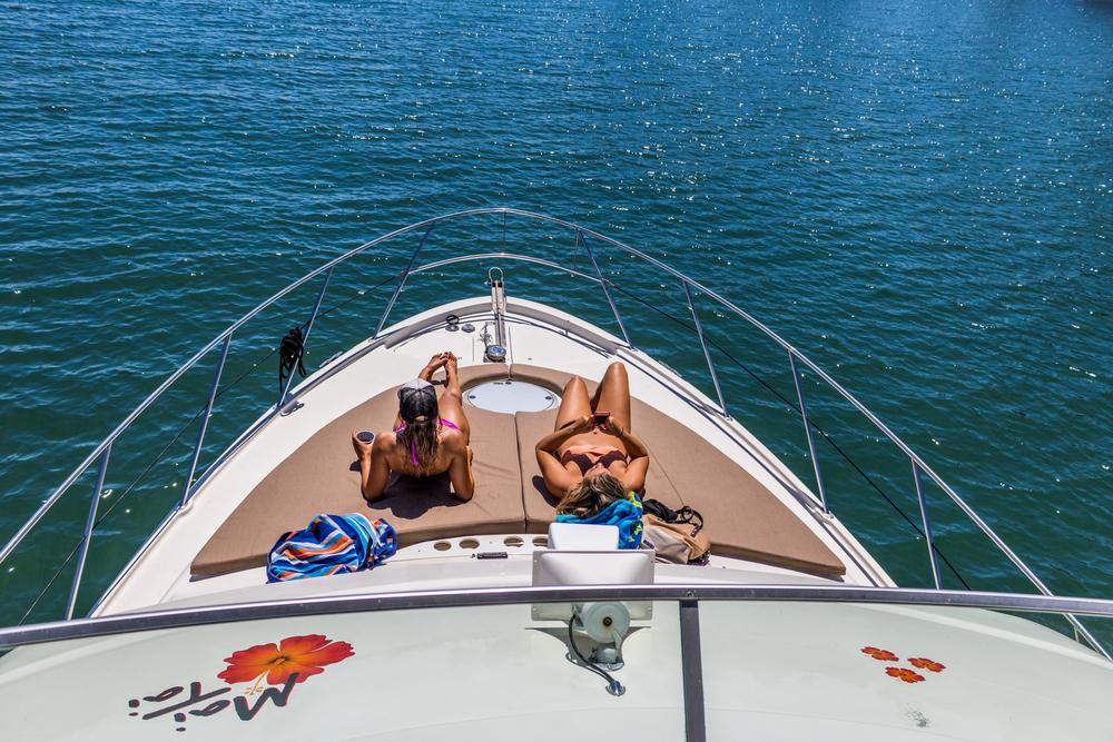 Mai Tai - San Diego Yacht Charter & Booze Cruise