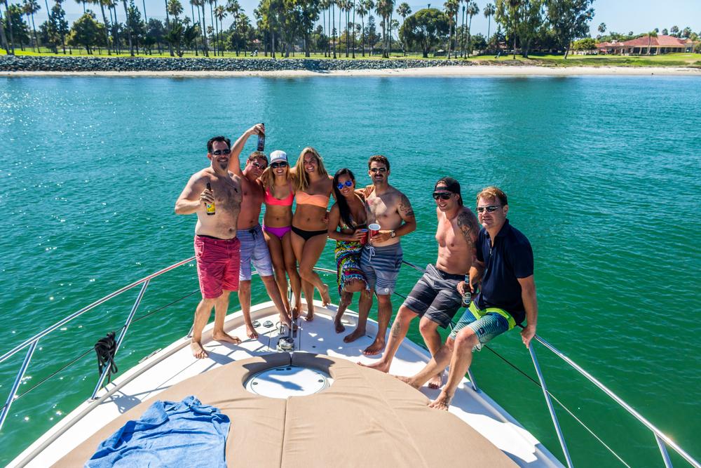 Mai Tai San Diego Yacht Charter & Private Yacht Charter San Diego