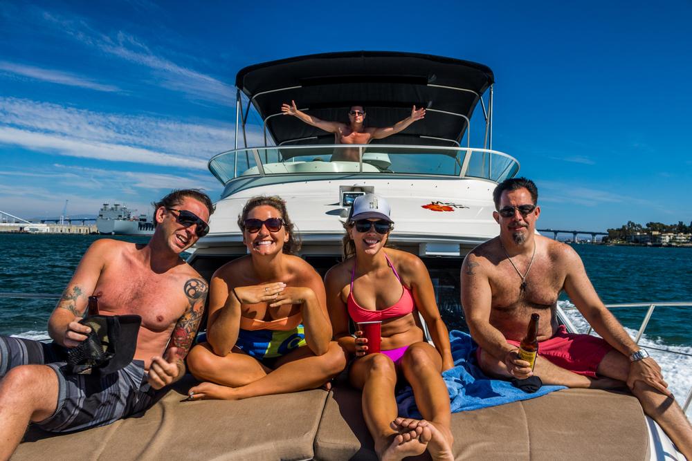 Mai Tai San Diego Yacht Charter & San Diego Bay Booze Cruise