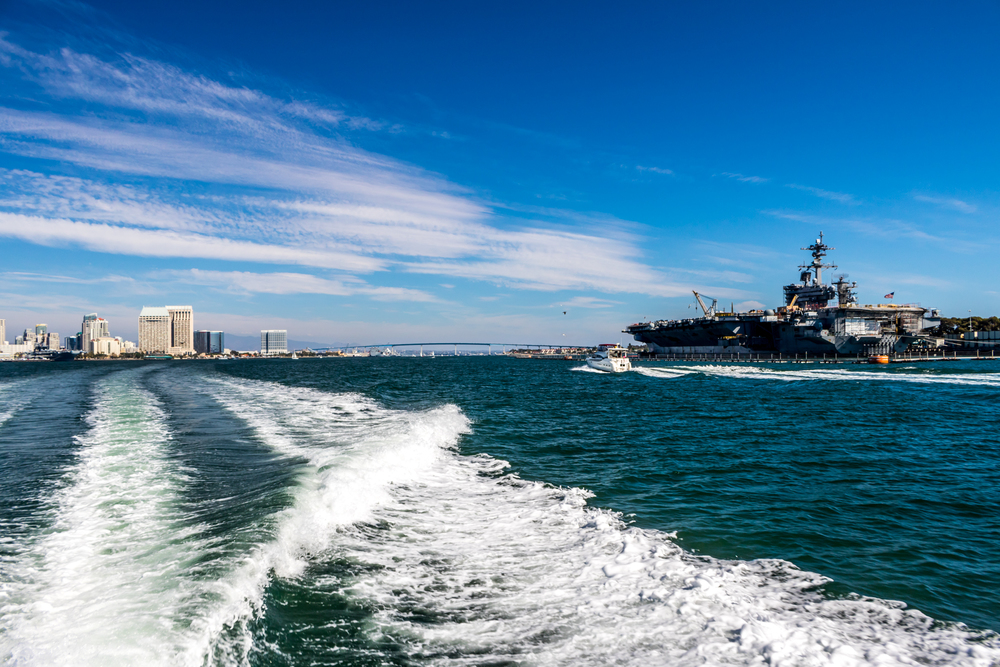 Private Yacht Charter & Rentals San Diego