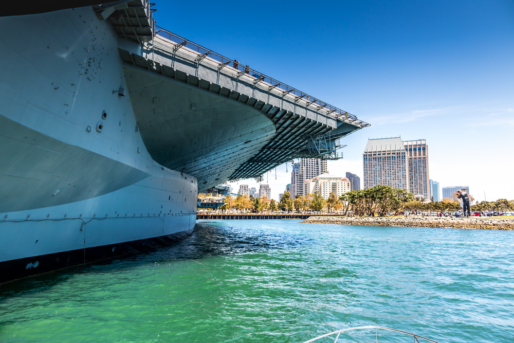 USS Midway Tours & Private Yacht Rentals