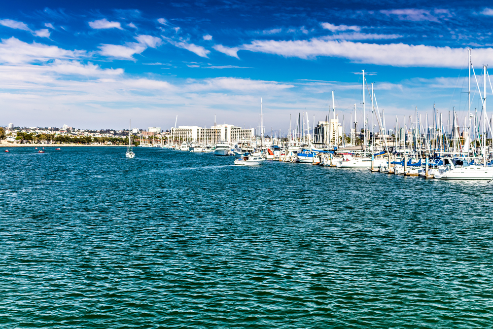 Mai Tai San Diego Yacht Charter & Cruise Harbor Island
