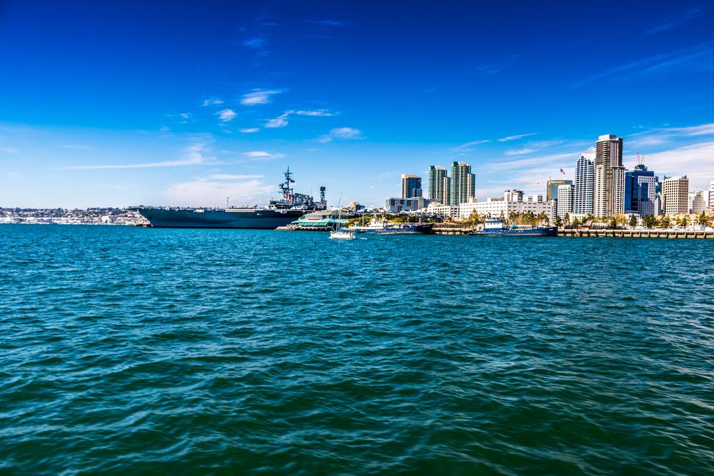 Mai Tai San Diego Yacht Chartes USS Midway