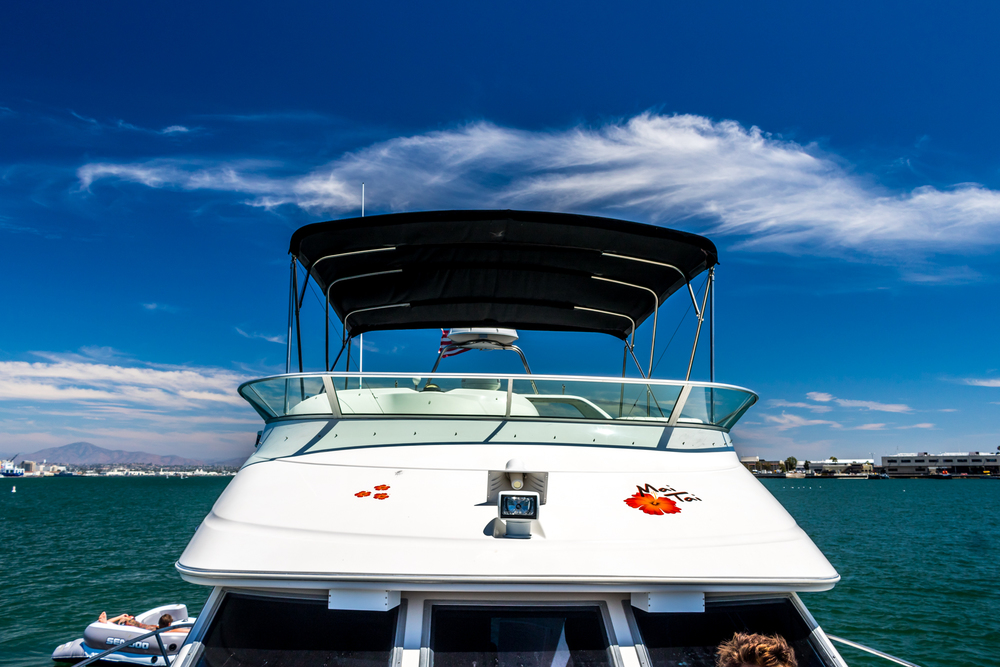 Mai Tai San Diego Yacht Charter Luxury Boat Rental